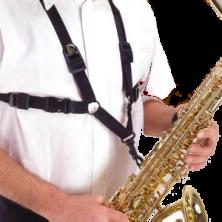 """Tragegurt """"BG"""" für Saxophon, S 40 SH"""