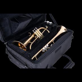 JUPITER Trompete JTR1110R & Flügelhorn JFH1100R - Set