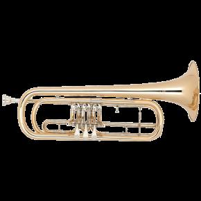 MIRAPHONE Basstrompete Bb-37 11000