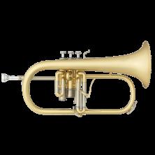 B&S B-Flügelhorn 3148/2 Elaboration