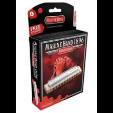 HOHNER Marine Band 1896 Classic C-Dur