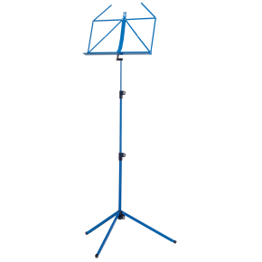 K&M Notenpult 100/1, blau
