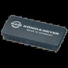 K&M Magnet 115/6 schwarz