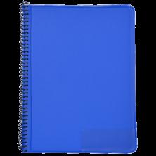 STAR Marsch-Notenmappe 145/10T Blau