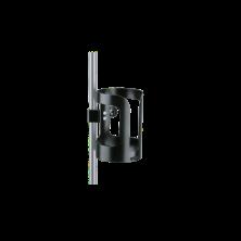 K&M Getränkehalter 16022, schwarz